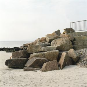 Coastal Defence I, Salthill, Co. Galway, 2012