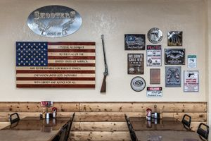 Shooters Grill, Rifle, Colorado, 2019