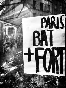 Paris bat + fort