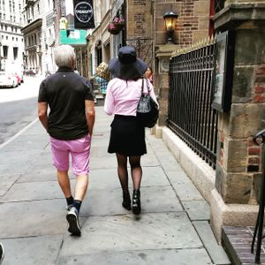 """In sync"" Lower Manhattan"
