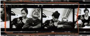 Chayenne (7) & Nilkita (5) Khaleel   Ethnicity:  Jamaican • Cuban • Cherokee (Native Indian) • African • Lebanese • Gautemalan • Mayan (Native Indian) ©2014, Stephen Shames
