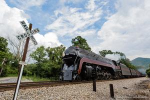 Private Railroad Crossing