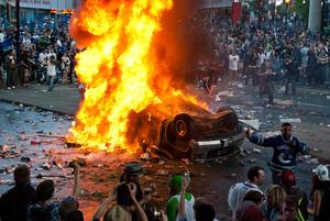 Vancouver Riot 2011