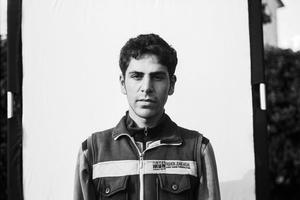 Ahmad, syrian, student.