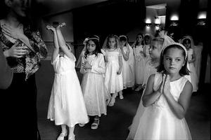 First Communion 2004