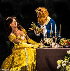 The Beauty and the Beast dinner