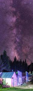 Saint Elmo Milky Way