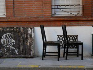 Urban still life 6