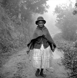 Femme afro bolivienne (Bolivie)