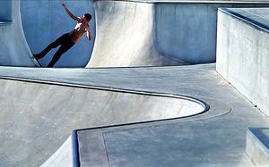 Skatepark geometry