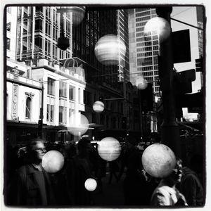 City Reflections VII