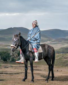 Thabang Moholi - Ma Letsunyane, Lesotho