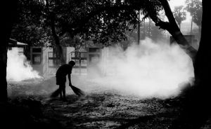 Of smokes and shadows.