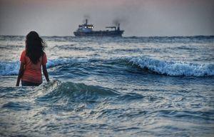 The Indian mermaid