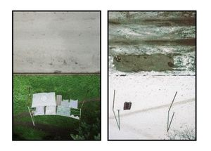 Diptych This is not upside down