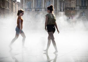 danse dans la brume
