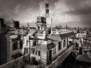 Mangal Marjahan's house, Patan