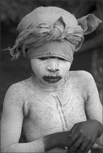 Child, Liberia, 1975. © René Burri / Magnum Photos