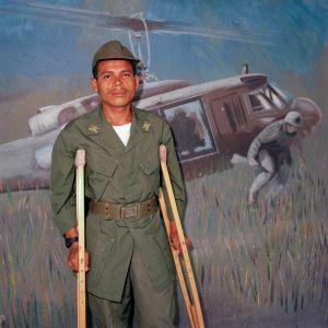 Paratrooper, El Salvvador 1987