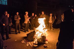 Newroz's fire