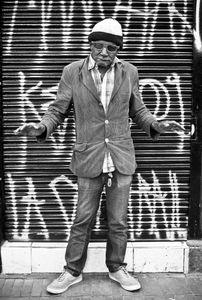 Man in Bogota #1(2017)
