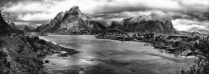 Norway, Lofoten, Reine