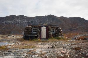 Peat House, Qasigianuguit