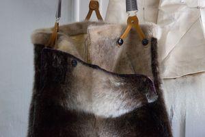 Skin clothing, Qeqertarsuaq