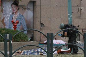 suicide bombing Natahanya 2005