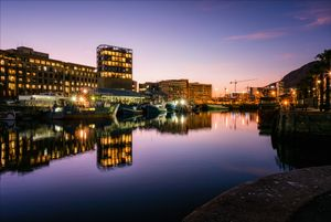 The V&A Waterfront Silo