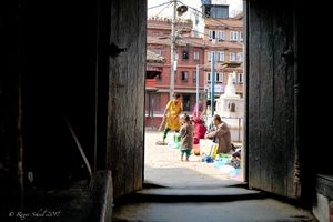 Bhaktapur Baby