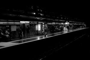 Vallcarca subway station