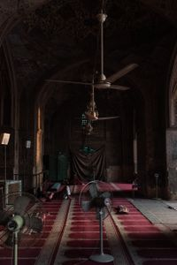 Wazir Khan Mosque, AM