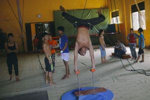 Circus school.