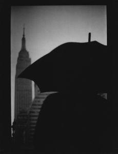 Untitled (Umbrella Empire State Building), 2018