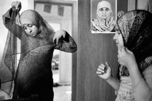 Dead Mother, Bourj El Barajneh Refugee Camp, Beirut 2005