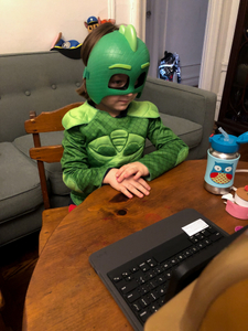 Costume Party - Day 332