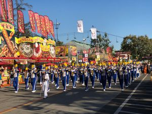Los Angeles County Fair Parade