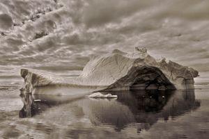 Ice Berg, Disk Bay
