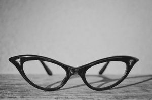 """Eyeglasses"" © Lisa Blair"