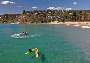 Whale Beach, NSW, Australia.