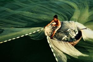 Fisherman © Truong Huu Hung, Viet Nam
