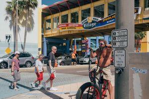 A day in the life of Daytona Shores, Florida.