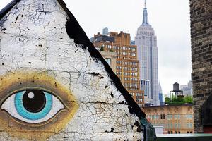 eye on roof