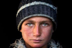 Ragazzo afghano