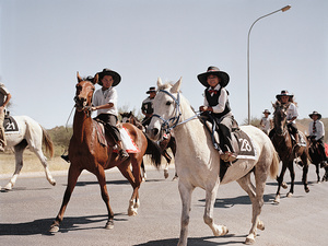 Horse Marathon