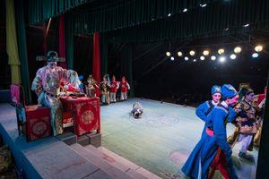 Opera in Zhejiang countryside10