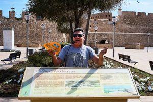 The tourist guide