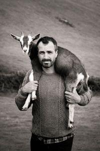 Davon Friend, Dairy Farmer