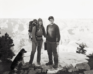 Family Portrait at The Grand Canyon, Arizona